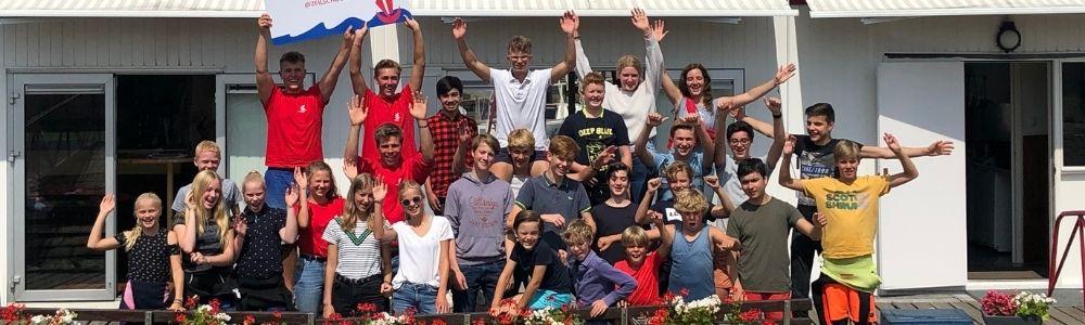 Zeilkamp groepsfoto