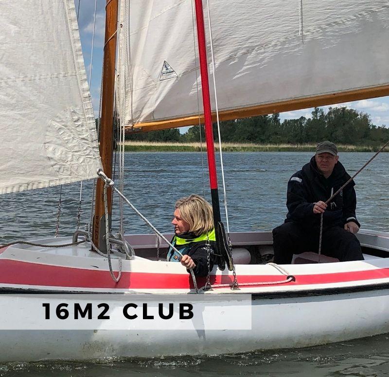 kielboot 16m2 club